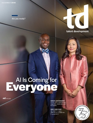 Td Talent Development Digital Magazine Subscription Flipster