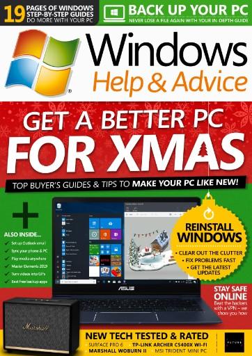 Windows Help Advice Digital Magazine Subscription Flipster
