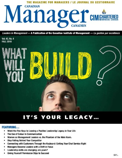 Canadian Manager Digital Magazine Subscription Flipster