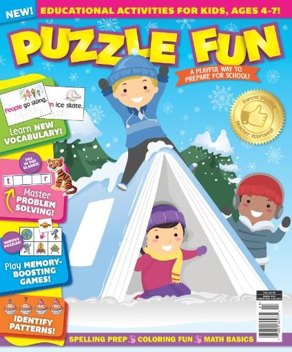 Puzzle Fun Digital Magazine Subscription Flipster