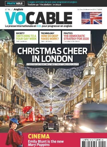Vocable Frenchenglish Edition Digital Magazine Subscription