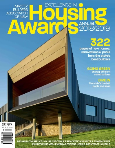 MBA Housing Awards Annual Magazine Subscriptions