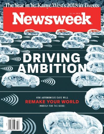 Newsweek Global Magazine Subscriptions