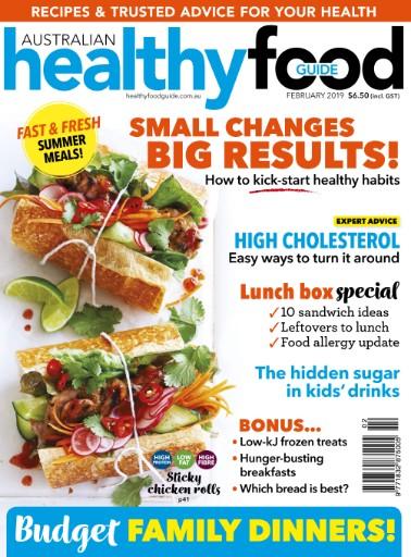 Australian Healthy Food Guide Digital Magazine Subscription Flipster