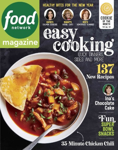 Food Network Magazine Digital Magazine Subscription Flipster