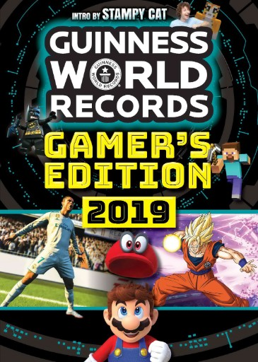 Guinness World Records 2019 Gamer's Edition Magazine Subscriptions