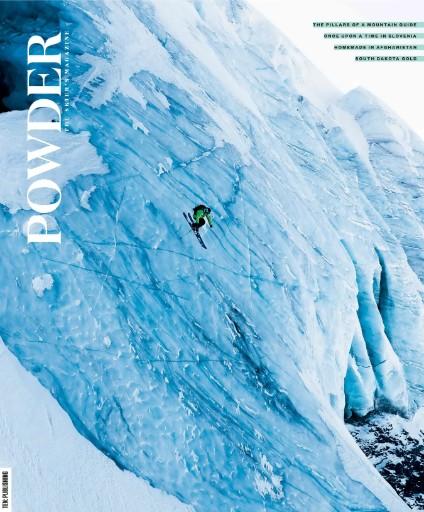 Powder Magazine Subscriptions