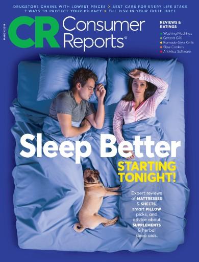 Consumer Reports Magazine Subscriptions