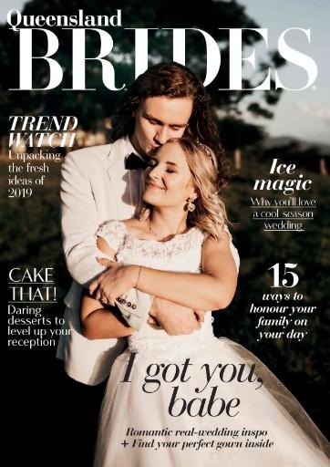 Queensland Brides Magazine Subscriptions
