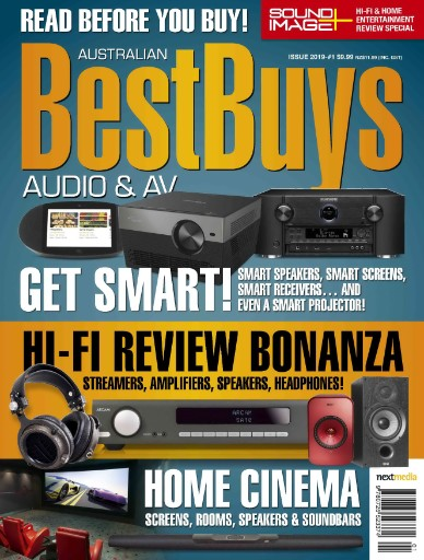 Best Buys: Audio & AV Magazine Subscriptions