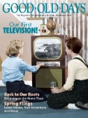 Good Old Days Magazine Subscriptions