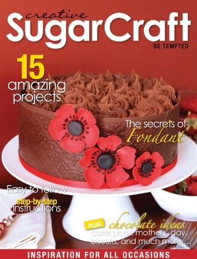 Creative Sugar Craft Magazine Subscriptions
