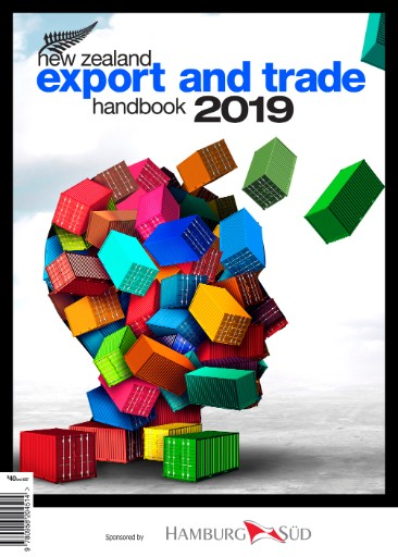 New Zealand Export & Trade Handbook Magazine Subscriptions