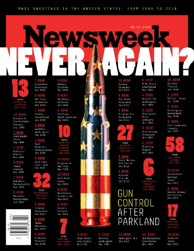 Newsweek Global Magazine Subscriptions