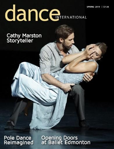Dance International Magazine Subscriptions