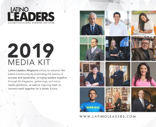 Latino Leaders Magazine Subscriptions