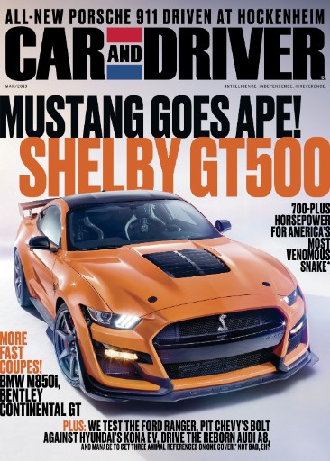 Car & Driver Magazine Subscriptions