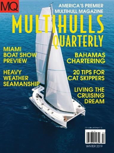 Multihulls Quarterly Magazine Subscriptions