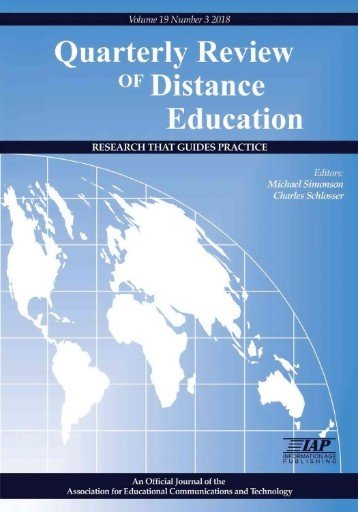 Quarterly Review of Distance Education Magazine Subscriptions