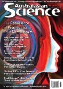 Australasian Science Magazine Subscriptions