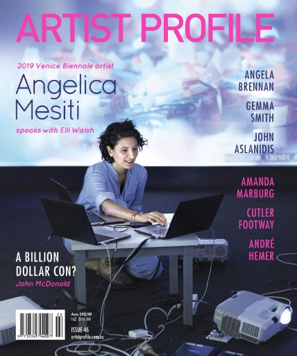 Artist Profile Magazine Subscriptions
