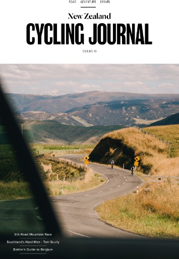 New Zealand Cycling Journal Magazine Subscriptions
