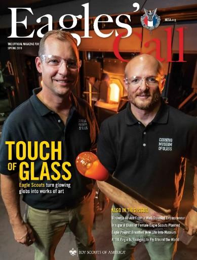 Eagle's Call Magazine Subscriptions