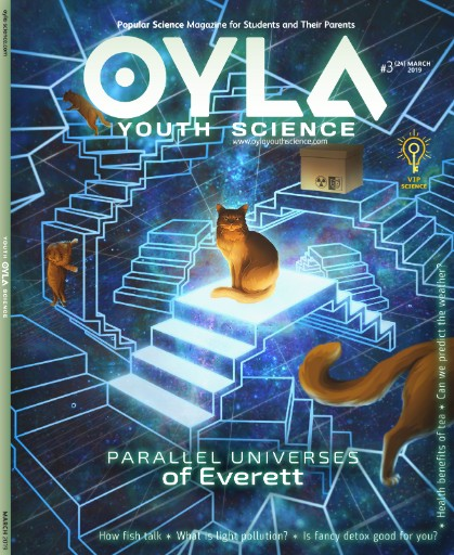 OYLA Youth Science Magazine Subscriptions