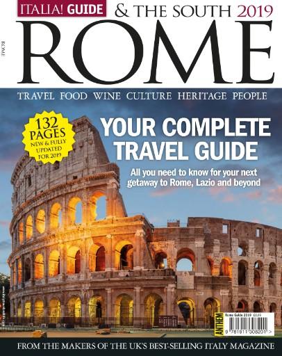 Italia! Guide Magazine Magazine Subscriptions