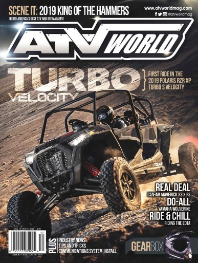ATV World Magazine Subscriptions