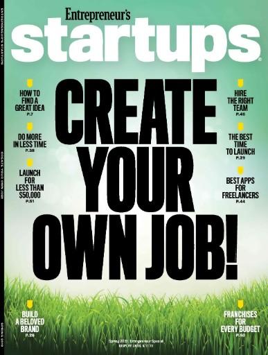 Entrepreneurs Start Ups Magazine Subscriptions
