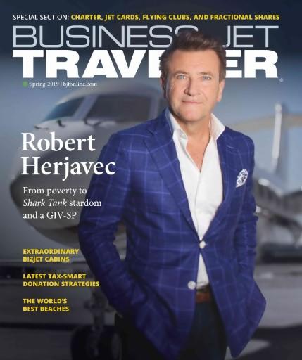 Business Jet Traveler Magazine Subscriptions