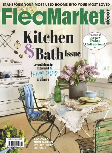Flea Market Décor Magazine Subscriptions