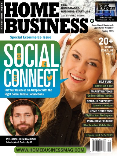 Home Business Magazine: The Home-Based Entrepreneur's Magazine Magazine Subscriptions
