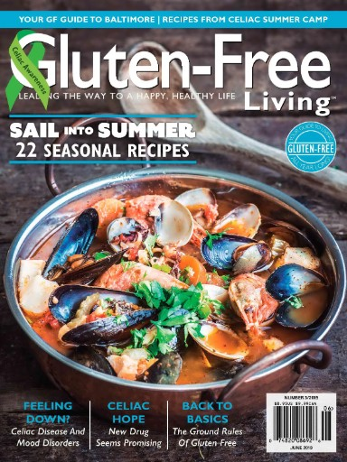 Gluten-Free Living Magazine Subscriptions
