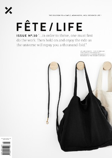 Fete Magazine Subscriptions