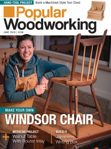 Popular Woodworking Magazine Subscriptions