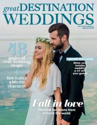 Great Destination Weddings Magazine Subscriptions