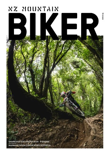 New Zealand Mountain Biker Magazine Subscriptions