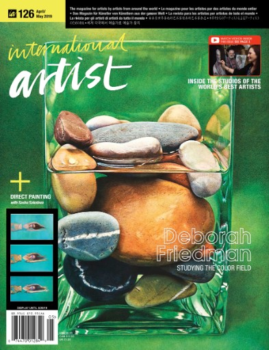 International Artist Magazine Subscriptions