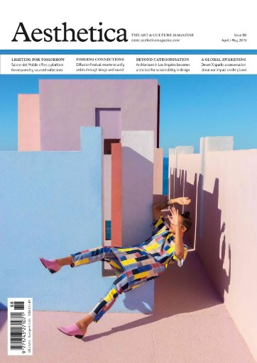 Aesthetica Magazine Subscriptions
