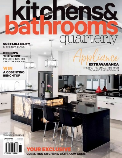 Kitchens & Bathrooms Quarterly Magazine Subscriptions