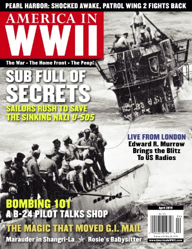 America in WWII Magazine Subscriptions
