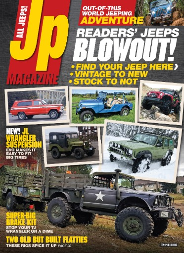 Jp Magazine Subscriptions