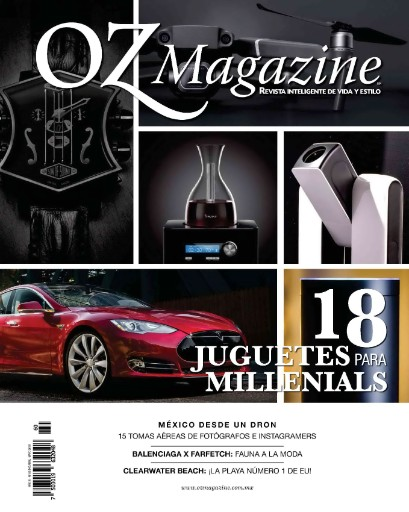 OZ Magazine Magazine Subscriptions