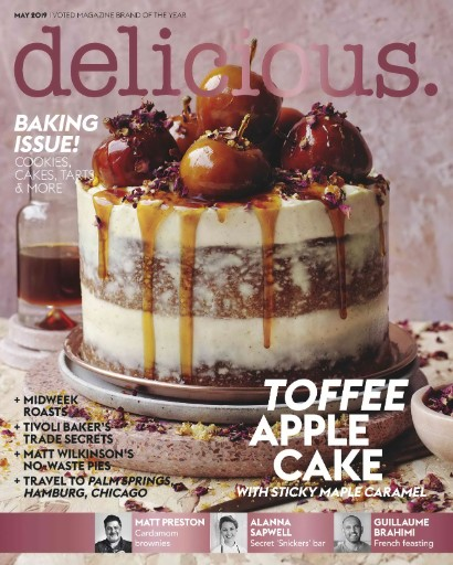delicious Magazine Subscriptions