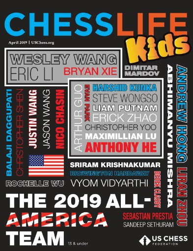 Chess Life Kids Magazine Subscriptions