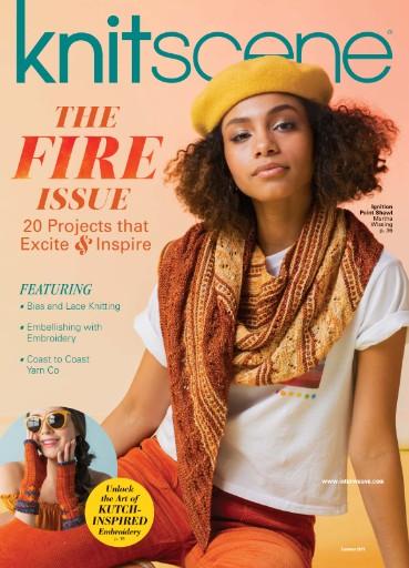 Knitscene Magazine Subscriptions