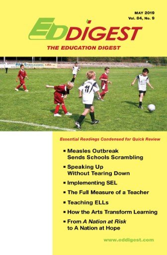 Education Digest Magazine Subscriptions