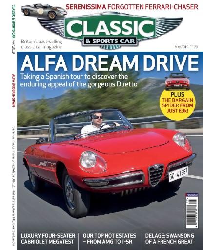 Classic & Sports Car Magazine Subscriptions
